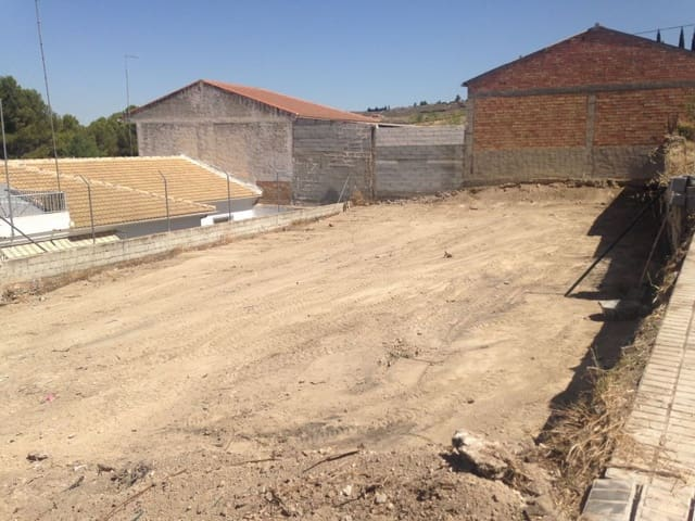 Byggegrund til salg i El Turro - € 28.500 (Ref: 3846357)