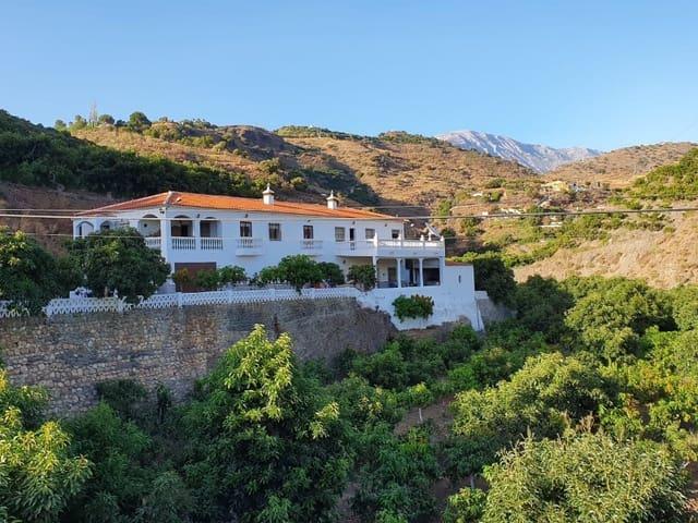 9 sypialnia Finka/Dom wiejski na sprzedaż w Trapiche z garażem - 950 000 € (Ref: 5536274)