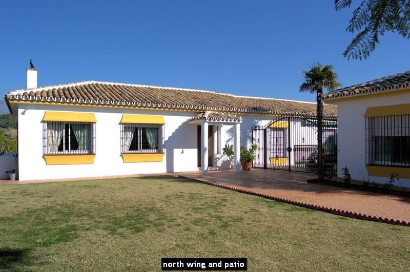 8 sovrum Finca/Hus på landet till salu i Mijas Costa med pool - 4 000 000 € (Ref: 2564630)