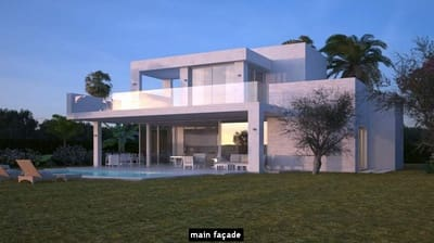 3 bedroom Villa for sale in Rio Real with pool - € 1,900,000 (Ref: 5263091)