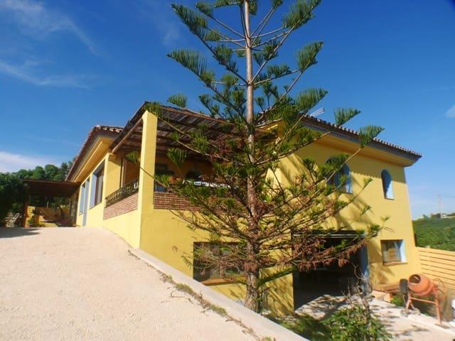 3 sovrum Finca/Hus på landet till salu i Mijas Costa med pool garage - 690 000 € (Ref: 5263099)