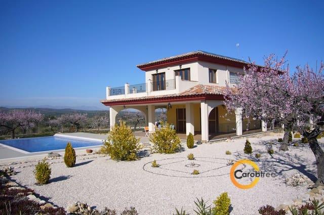 Chalet de 4 habitaciones en Cervera del Maestre / Cervera del Maestrat en venta con piscina garaje - 399.000 € (Ref: 3515517)