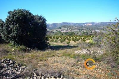 Landgrundstück zu verkaufen in Cervera del Maestre / Cervera del Maestrat - 47.000 € (Ref: 3515588)