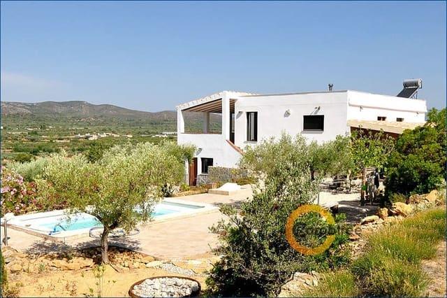 7 sovrum Villa till salu i Traiguera med pool - 390 000 € (Ref: 4759699)