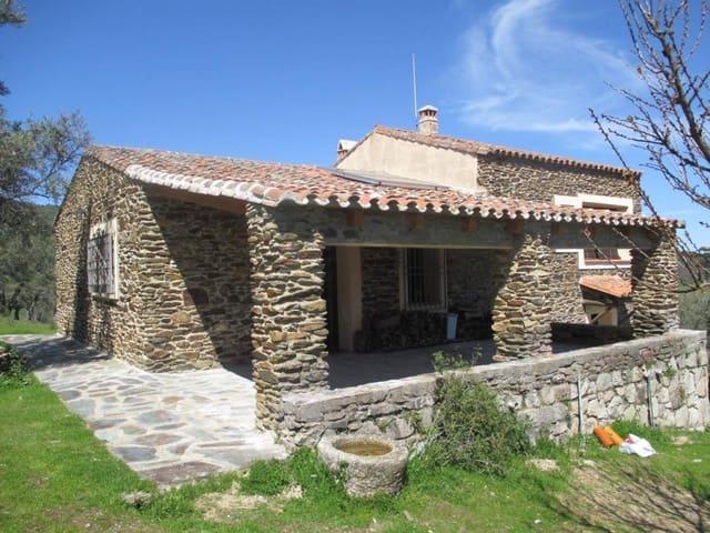 Finca/Hus på landet till salu i Herguijuela - 305 000 € (Ref: 3468019)