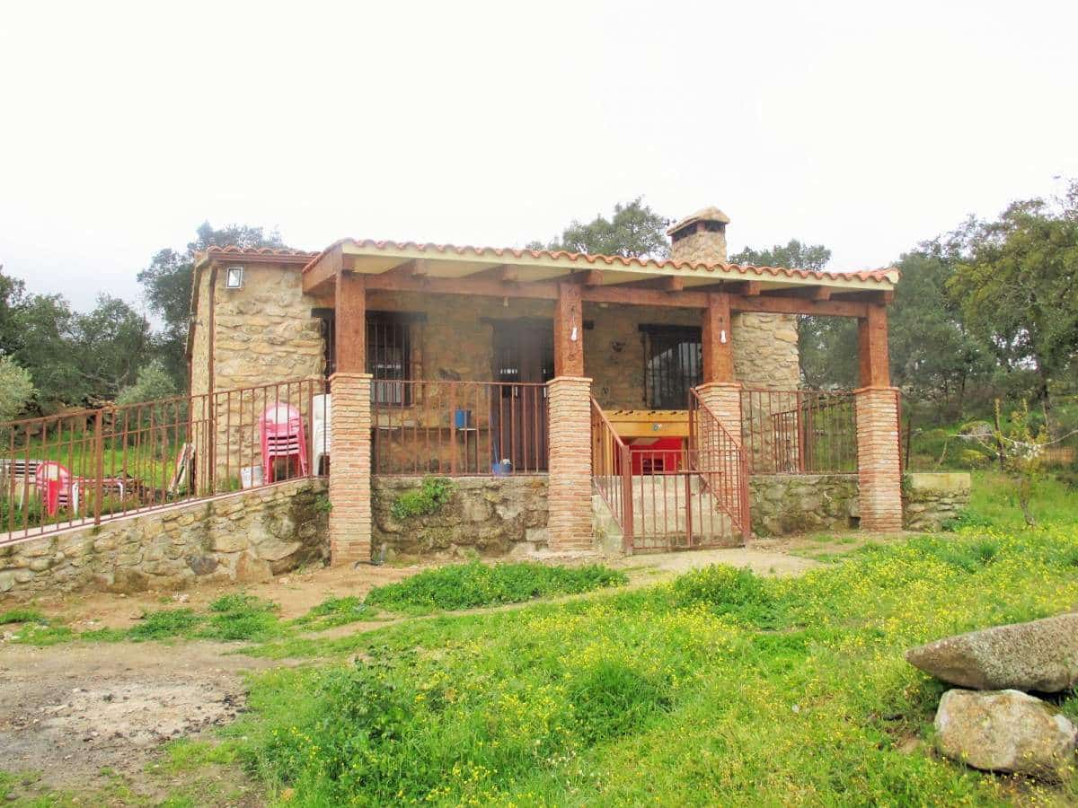 Finca/Hus på landet till salu i Montanchez - 208 500 € (Ref: 3468020)
