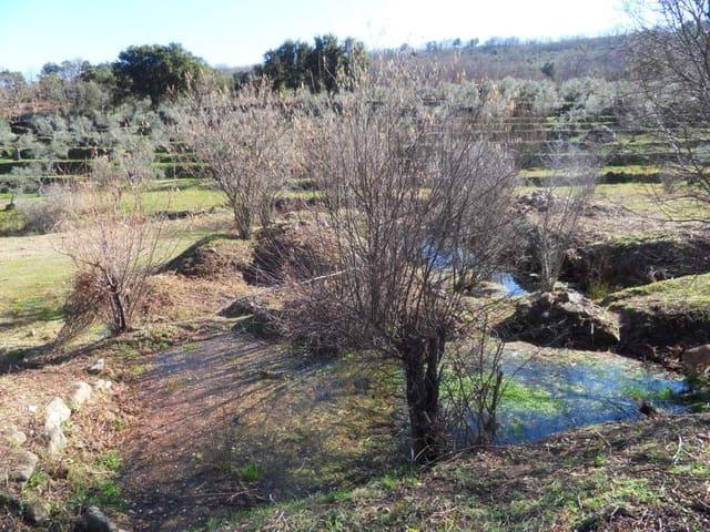 Rakentamaton maa myytävänä paikassa Hoyos - 69 950 € (Ref: 3468021)