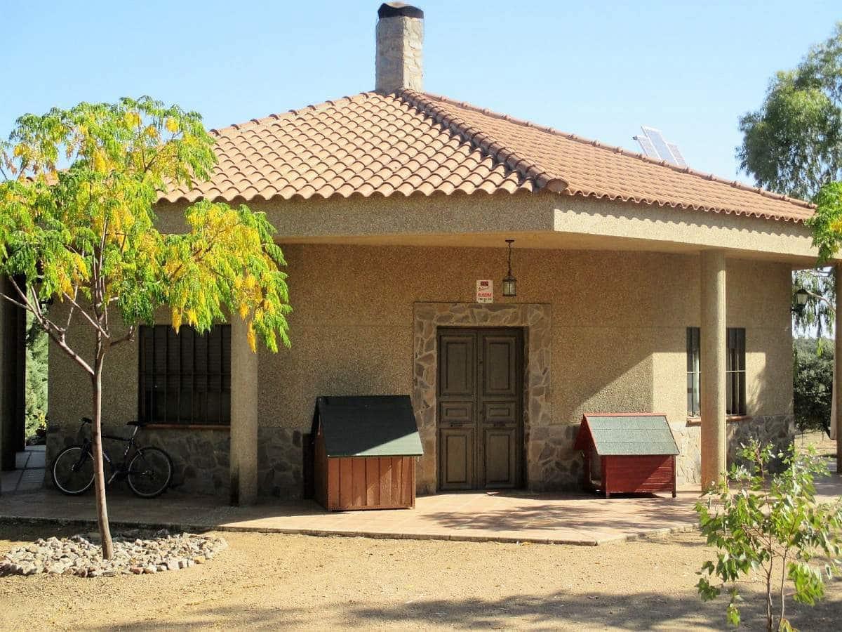 Finca/Casa Rural en Villalba de los Barros en venta - 192.500 € (Ref: 5673405)