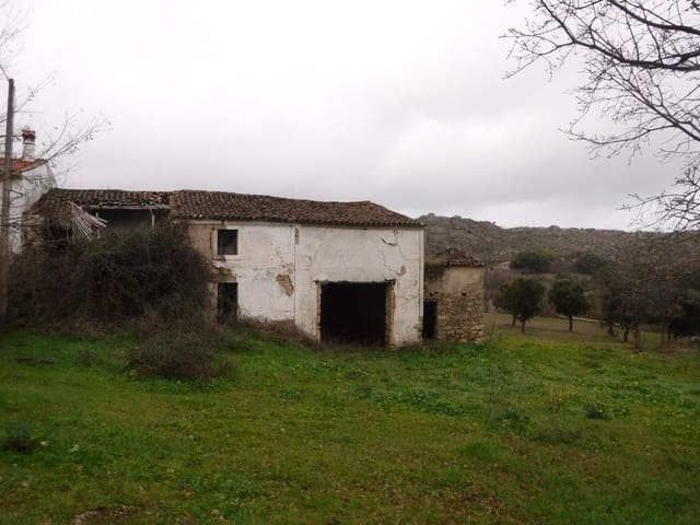 Ruine zu verkaufen in Valencia de Alcantara - 135.000 € (Ref: 5673481)