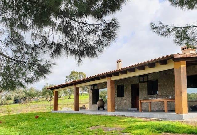 3 bedroom Finca/Country House for sale in Villar del Rey - € 215,000 (Ref: 5988699)