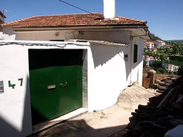 Maison en Bois à vendre à Eljas - 31 000 € (Ref: 876722)