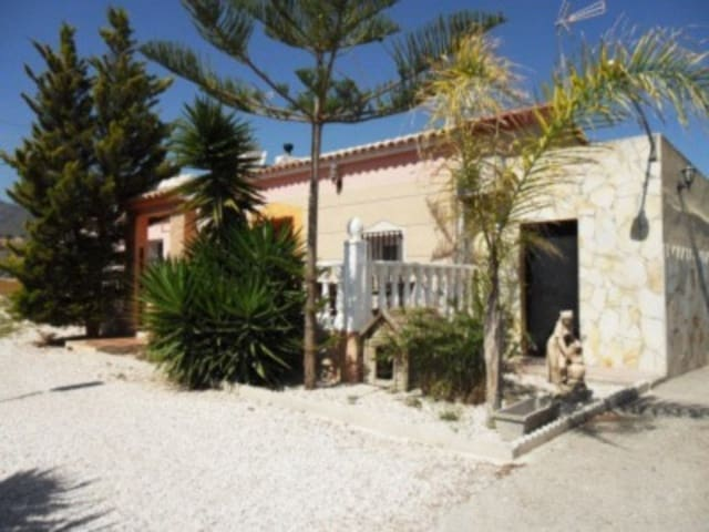 3 bedroom Finca/Country House for sale in Leiva - € 230,000 (Ref: 3295669)