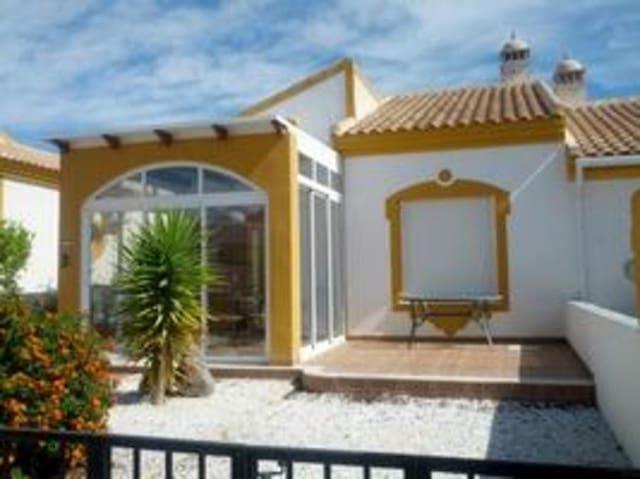 2 soverom Villa til leie i Mazarron - € 375 (Ref: 3296994)