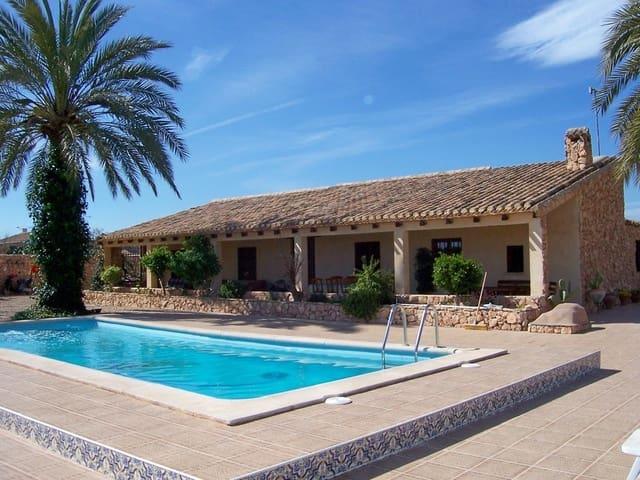 5 sypialnia Finka/Dom wiejski na sprzedaż w Cuevas de Reyllo z basenem - 345 000 € (Ref: 3297022)