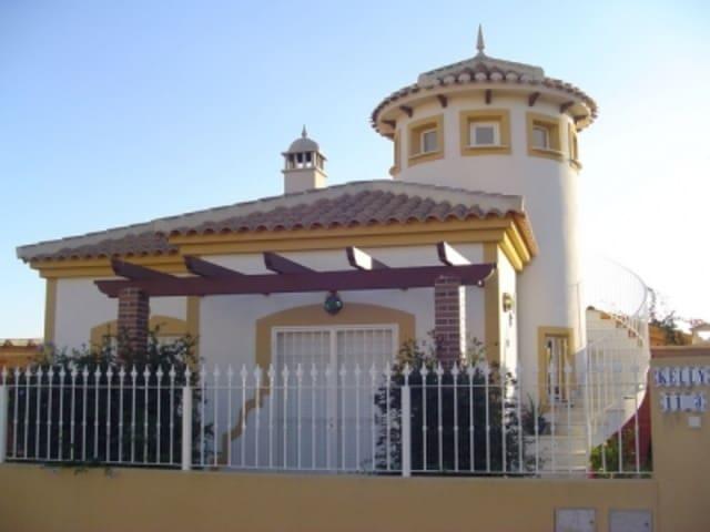 2 sypialnia Willa do wynajęcia w Mazarron z basenem - 500 € (Ref: 3297032)