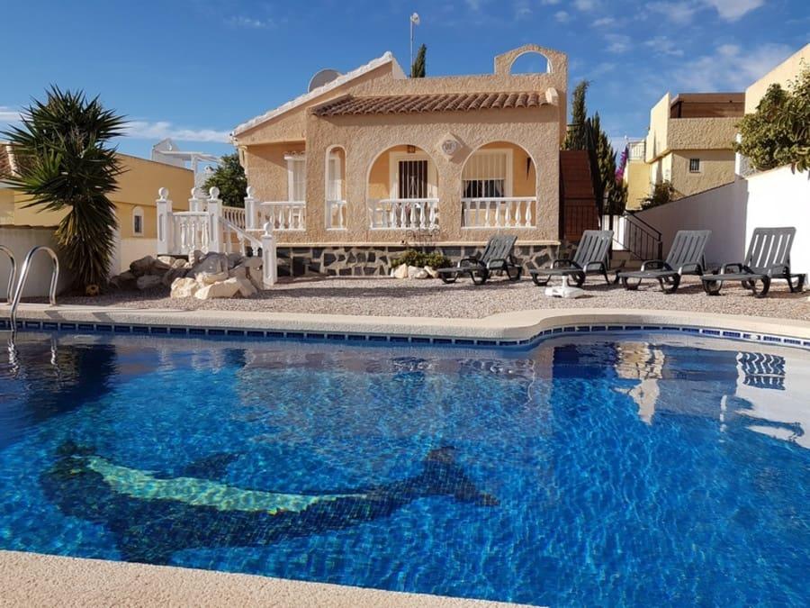 2 soverom Villa til leie i Camposol med svømmebasseng - € 550 (Ref: 3638518)