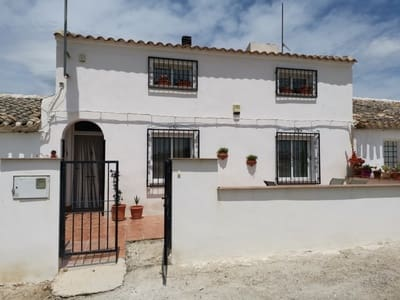 5 bedroom Finca/Country House for sale in El Pareton - € 114,000 (Ref: 4584367)