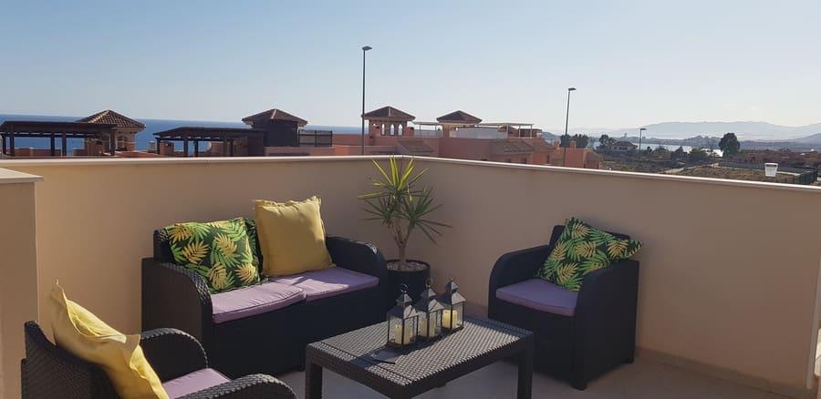 2 slaapkamer Appartement te huur in Isla Plana met zwembad - € 480 (Ref: 4738022)