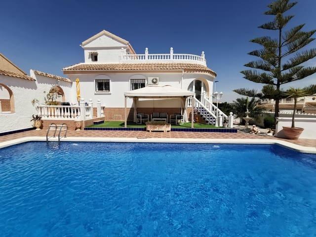 3 sypialnia Willa na sprzedaż w Camposol z basenem - 239 995 € (Ref: 6090008)