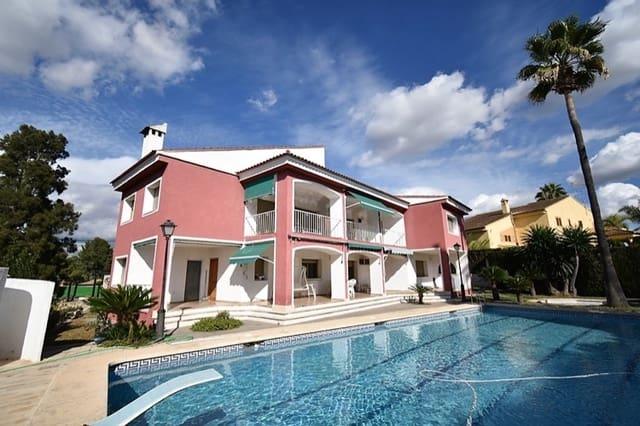 6 soverom Villa til salgs i L'Eliana med svømmebasseng - € 384 000 (Ref: 4875260)