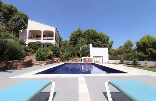 6 bedroom Villa for sale in Naquera with pool - € 280,000 (Ref: 5551634)