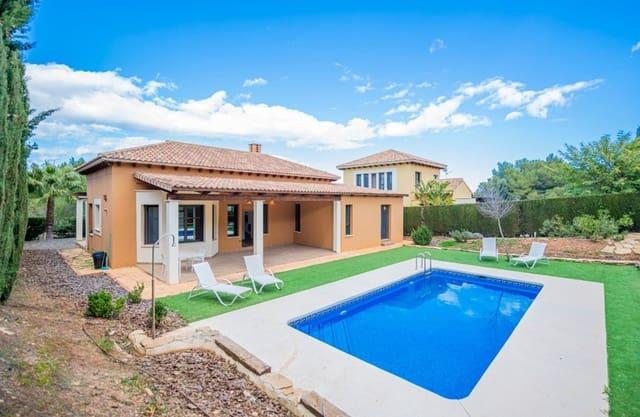 3 soverom Villa til salgs i Javea / Xabia med svømmebasseng - € 365 000 (Ref: 6010784)