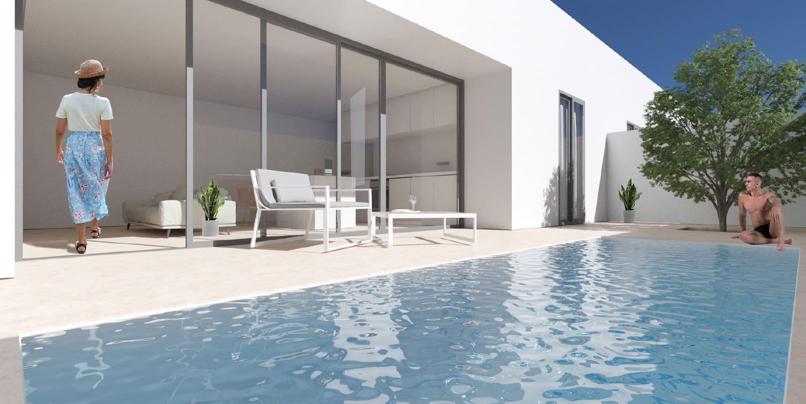 2 bedroom Villa for sale in San Pedro del Pinatar - € 192,400 (Ref: 6316371)