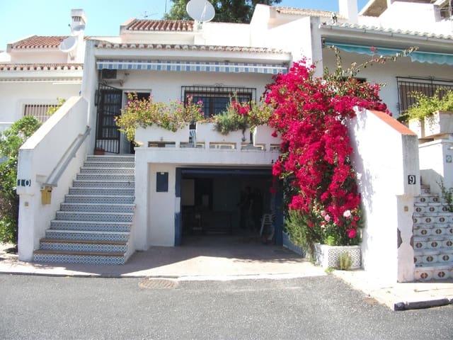 2 sypialnia Willa do wynajęcia w Almunecar z basenem garażem - 550 € (Ref: 1059328)