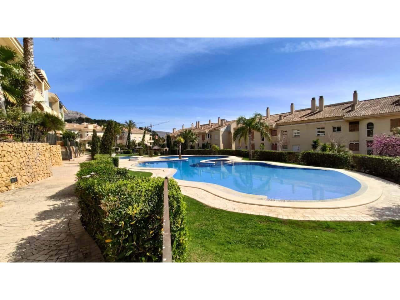 3 soveværelse Bungalow til leje i Altea med swimmingpool - € 1.200 (Ref: 5774193)
