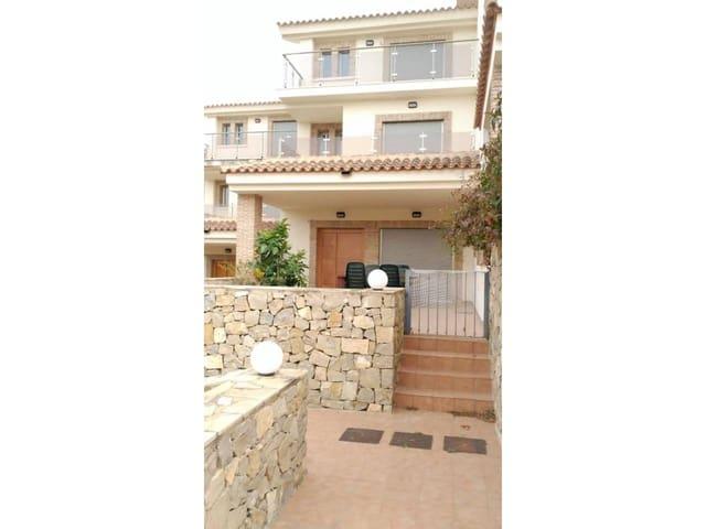 Adosado de 3 habitaciones en Calpe / Calp en alquiler vacacional - 900 € (Ref: 5775521)