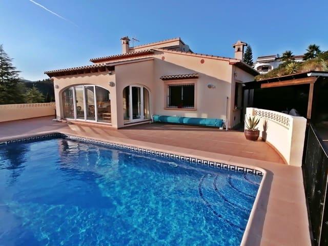 3 sovrum Villa till salu i Murla med pool - 340 000 € (Ref: 1130432)