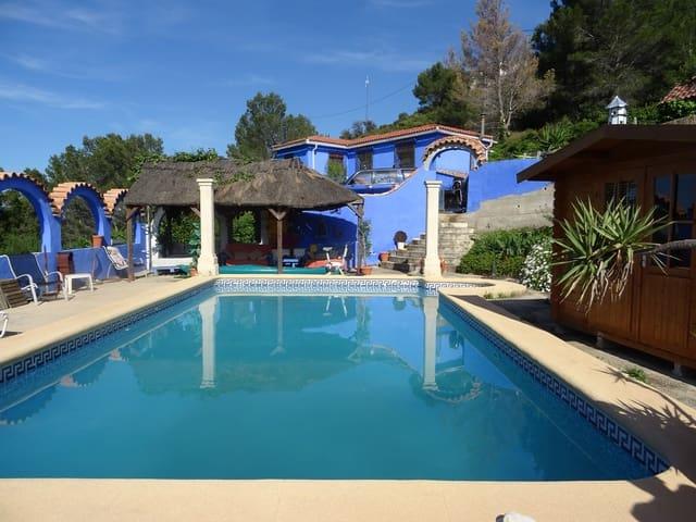 4 sypialnia Finka/Dom wiejski na sprzedaż w Benigembla / Benichembla z basenem - 325 000 € (Ref: 1130446)