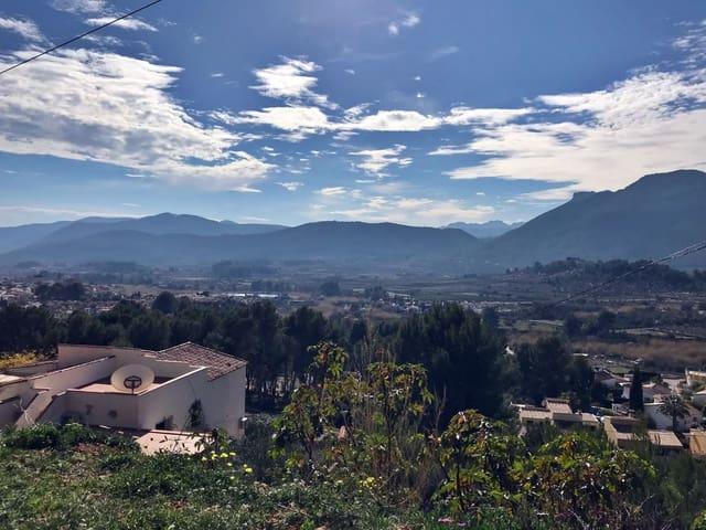 Terreno para Construção para venda em Alcalali / Alcanali - 35 000 € (Ref: 247741)