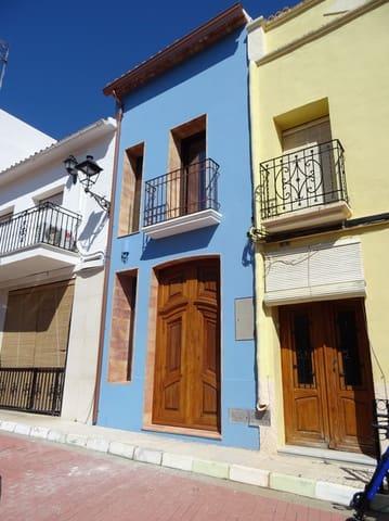 3 quarto Casa em Banda para venda em Murla com garagem - 230 000 € (Ref: 247818)