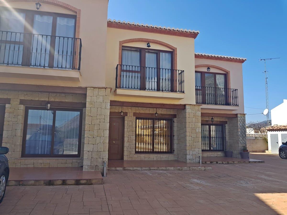 3 sypialnia Dom szeregowy na sprzedaż w Benigembla / Benichembla z basenem - 126 000 € (Ref: 251332)