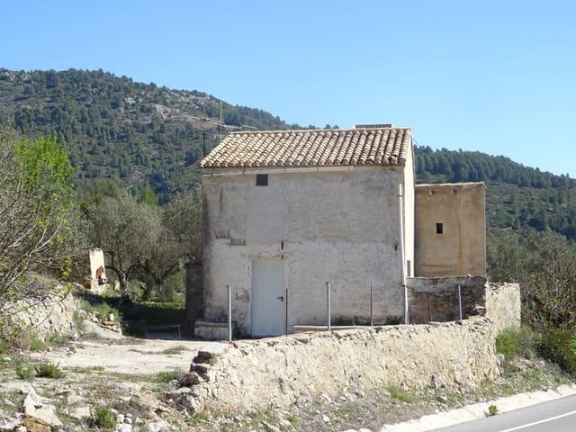 3 makuuhuone Maalaistalo myytävänä paikassa Castell de Castells - 65 000 € (Ref: 251337)