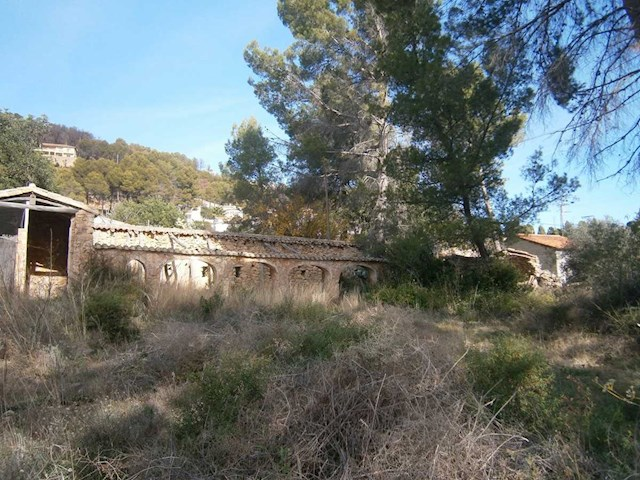 Ruin til salgs i Alcalali / Alcanali - € 47 000 (Ref: 255678)