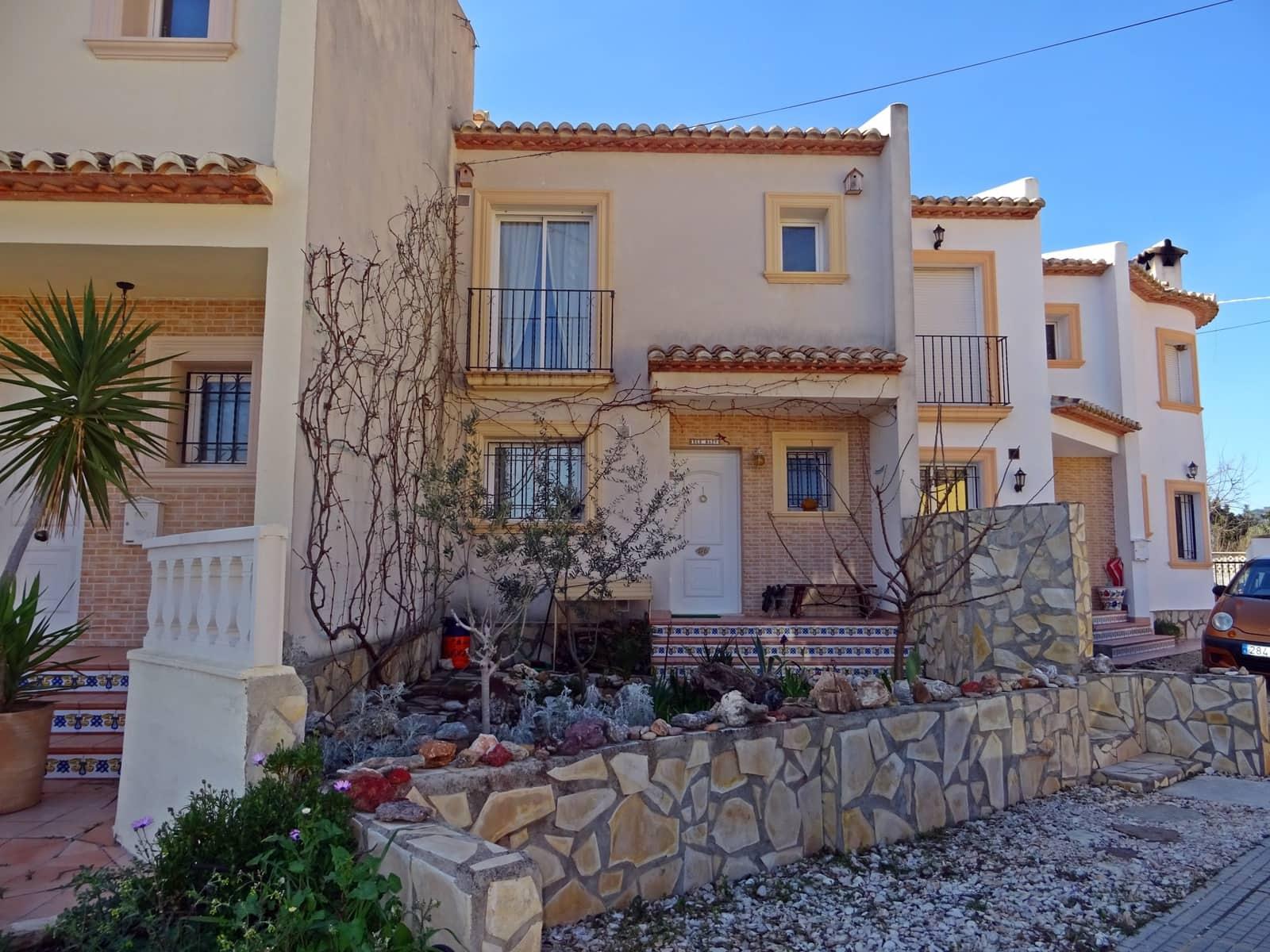 3 sypialnia Dom szeregowy na sprzedaż w Benigembla / Benichembla - 106 000 € (Ref: 283788)