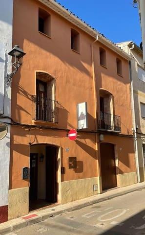 8 makuuhuone Majatalo/aamiaismajoitus myytävänä paikassa Alcalali / Alcanali mukana uima-altaan  autotalli - 490 000 € (Ref: 714508)