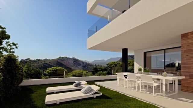 2 sypialnia Apartament przy plaży na sprzedaż w Benitachell / Benitatxell z basenem - 310 000 € (Ref: 725582)