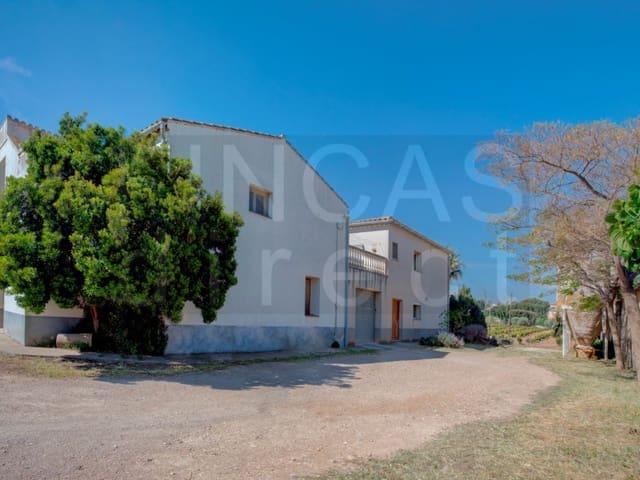 8 chambre Finca/Maison de Campagne à vendre à Gandesa avec garage - 575 000 € (Ref: 5235495)