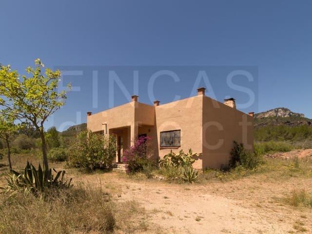 Finca/Casa Rural de 2 habitaciones en Vilanova d'Escornalbou en venta - 119.000 € (Ref: 5235501)