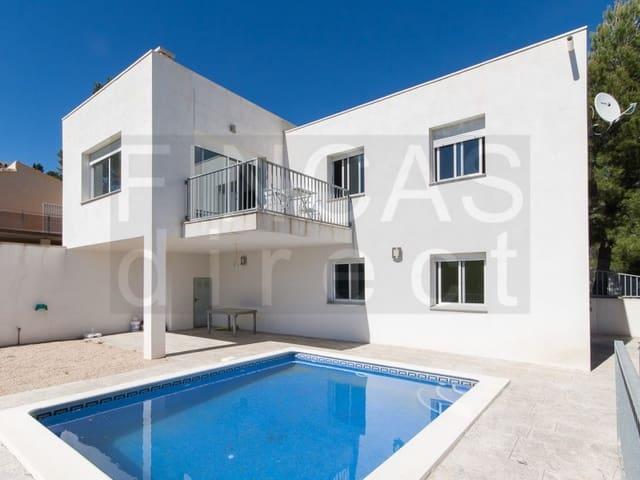 4 Zimmer Villa zu verkaufen in Pratdip mit Pool - 295.000 € (Ref: 5235516)