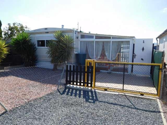 2 sypialnia Domek mobilny na sprzedaż w Albatera z basenem - 32 000 € (Ref: 2372736)