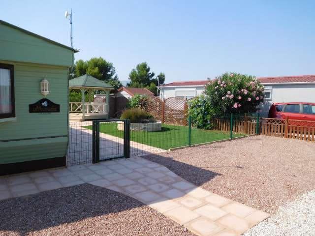 2 sypialnia Domek mobilny na sprzedaż w Albatera - 30 000 € (Ref: 2925315)
