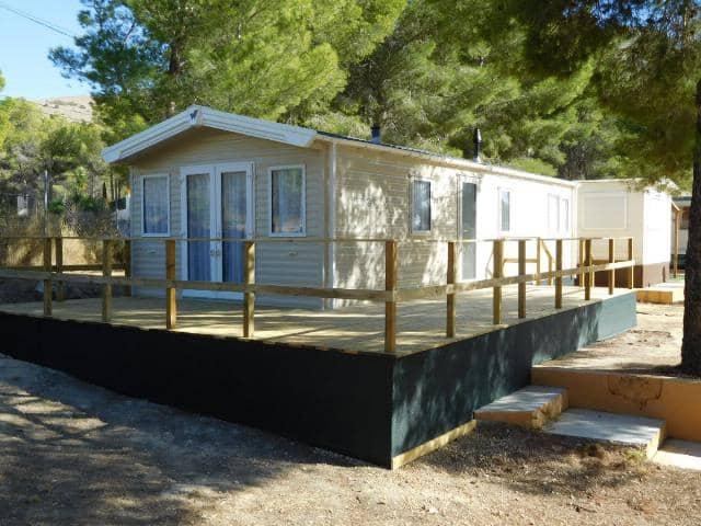 2 sypialnia Domek mobilny na sprzedaż w Finestrat z basenem - 32 995 € (Ref: 3537272)