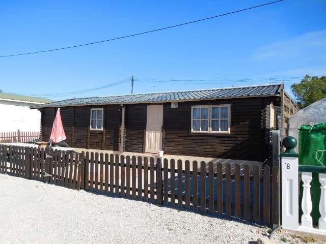 2 sypialnia Dom drewniany na sprzedaż w El Realengo z basenem - 33 995 € (Ref: 3580023)