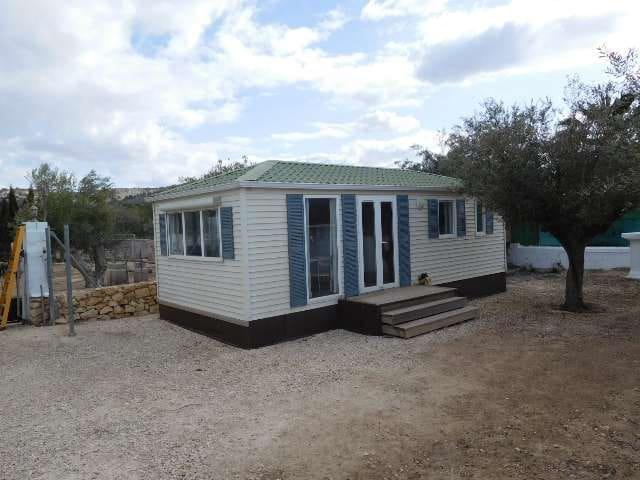2 sypialnia Domek mobilny na sprzedaż w La Romana - 24 995 € (Ref: 3858790)