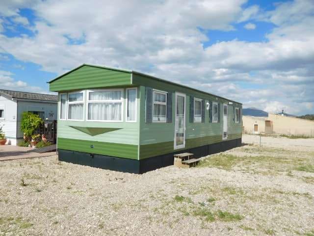 2 sovrum Mobilt Hus till salu i Pinoso - 23 750 € (Ref: 4090277)