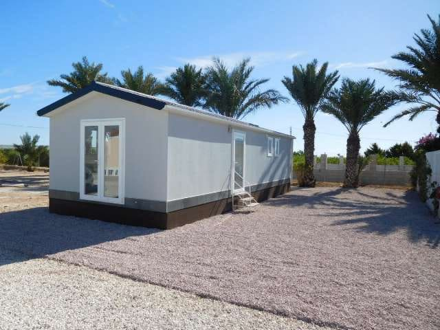 2 sypialnia Dom drewniany na sprzedaż w Albatera - 54 000 € (Ref: 4222446)